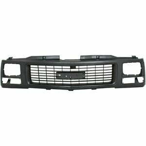 NEW Front Grille For 1988-1993 GMC C1500 K1500 Suburban GM1200356 SHIPS TODAY