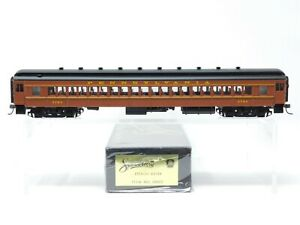 HO Scale Bachmann 89003 PRR Pennsylvania Coach Passenger Car #3764