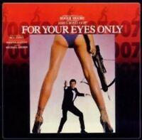 For Your Eyes Only - Original Soundtrack (NEW CD)