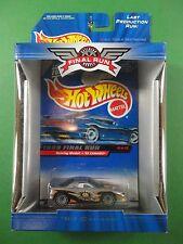 Hot Wheels 1/64 Diecast 1999 Final Run 1993 Camaro NEW in Box