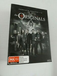 The Originals : Season 1-3 (DVD, Region 4, 15-Disc set) BD7