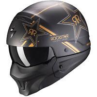 Casque moto SCORPION EXO-COMBAT EVO ROCKSTAR NEW 2020