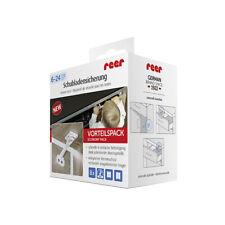 Schrank // Schubladen Sicherung - Auch für Eckschränke Neu /& OVP 2er Pack