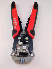10Self-Adjusting Automatic Wire Stripper and Cutter, New