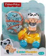 Little People Bundle 'n Play Baby Figure with roll along lion