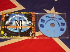 N-TRANCE - turn up the power  4 trk MAXI CD  1994