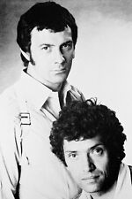 Martin Shaw Lewis Collins Bodie and Doyle The Professionals 11x17 Mini Poster