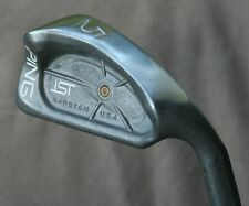 Ladies Ping iSi 5 Iron Gold Lie Angle JZ Cushin Steel Shaft