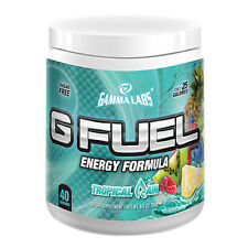 Gamma Labs G Fuel Tropical Rain GFuel 40 Servings