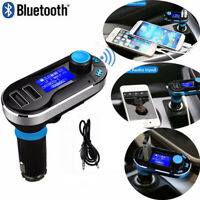 Receiver Audio Receiver Handsfree Kit MP3 Player Car Charger Car FM Transmitter