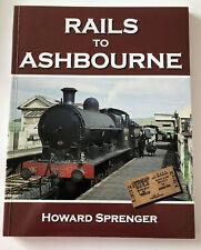 More details for rails to ashbourne howard sprenger pub. kestrel