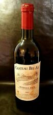 Bordeaux Chateau Bel-Air 1985 Jean Pierre Motut