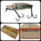 1948 HEDDON No. 9110 SD Shad Sinking River Runt Spook Standard Box Catalog