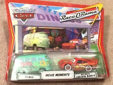 Disney PIXAR Cars MOVIE MOMENTS Fillmore & L McQueen Free Wrapping & Shipping