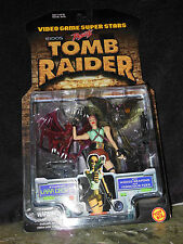 Tomb Raider starring Lara Croft w/wicked weapons and Ferocious Foes