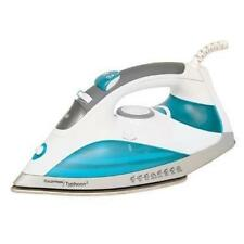 Lloytron E7725 Clothes Iron Steam Spray Vertical Shot Stainless Steel Soleplate