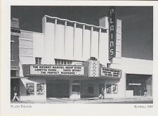 "*Postcard-""Plains Theatre""- (Now Home To Inter'l UFO Museum) Roswell NM- (A86-1)"