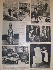 Photo article Living Traditions Exhibition Royal Scottish Museum Edinburgh 1951