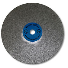 6 inch Diam. Electroplated Diamond Coated Flat Lap Disk Grinding Polishing Wheel