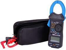 Stromzange AC DC Amperemeter Strommesszange Strom Messgerät Kfz Werkzeug BGS