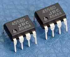 20PCS IC JRC4558D 4558D DIP8 OP AMP DIP8 NEW
