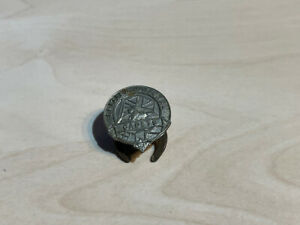 Rare WW2 British National Cadets Badge Home Front
