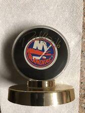 3 EACH Zigmund Palffy Ziggy Autographed AUTO Signed NHL Hockey Pucks ISLANDERS