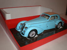 1/18 ALFA ROMEO 8C 2500 B LUNGO 1938 Light blue  Minichamps