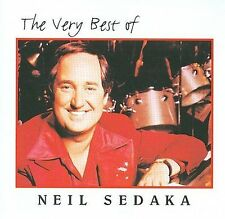 NEIL SEDAKA The Very Best Of (Polydor) CD BRAND NEW