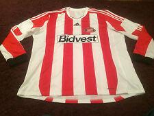 Adidas AFC Sunderland JACKE SHIRT TRIKOT JERSY CAMISETA MAGLIA size 2XL