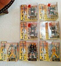 LOT of 7 Kill Bill Action Figures [NECA 2004] Series 1 Tarantino Bride FREE LOOK