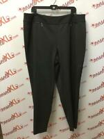 Talbots Size 20W Grey Dress Pants