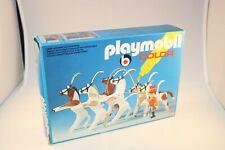 Playmobil 3643 Color Horses circus OVP NEW mint in box all original