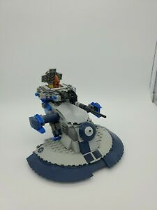 Lego Star Wars (AAT) 8018 mostly complete with 1 minifigure