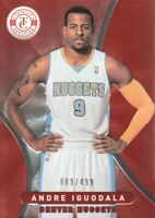 2012-13 Totally Certified Basketball Red #109 Andre Iguodala /499 Denver Nuggets