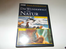 David Attenborough - Die Wunderwelt der Natur (BBC)    DVD