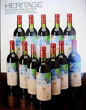 Heritage Fine & Rare Wine Auction Sept. 12, 2014, Beverly Hills, CA new #5171