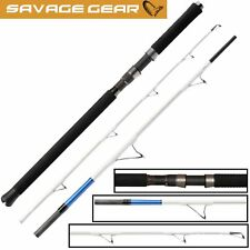 Savage Gear Salt Nordic Big Game H 6,3ft 30-70lbs 600g - Meeresrute für Heilbutt