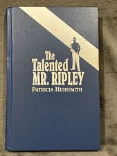 The Talented Mr. Ripley by Patricia Highsmith~Reader's Digest Impress Mystery