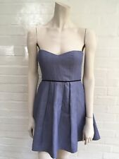 a7219111b443 JASMINE DI MILO STRAPLESS A-LINE DRESS SIZE UK 8 US 4 EUR 36 S