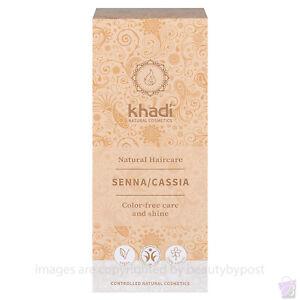 Khadi Natural Henna (Senna / Cassia) NEUTRAL Hair Colour 100g