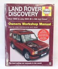 Land Rover Paper Haynes Car Manuals and Literature