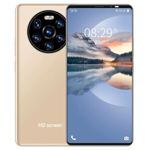 """Mate40 Pro Global Version 5.8""""Inch Full Display Smartphone Android 10 8GB+256GB"""