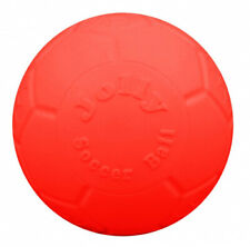 "Jolly Pets 6"" Soccer Ball, Orange, Small/Medium"
