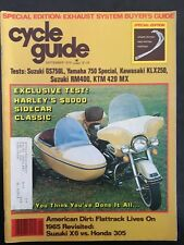 Cycle Guide (September 1979)