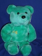 Vintage Ken Griffey Jr Big Bammers Bear Plush Toy by Salvino's 1999 14inch w/Tag