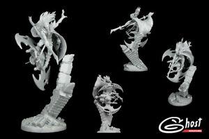 """The Strafer"" Ghost Miniatures alternative dark eldar hellions leader Sathonyx"