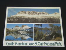 CRADLE MOUNTAIN LAKE ST CLAIR NATIONAL PARK 1998 POSTCARD