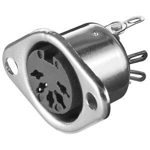 LNB 4 Buchsen 9-polig Mini-Din geschirmt