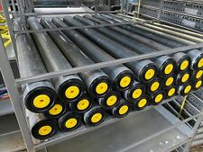 More details for interroll magnetic speed control roller 1050 x 80mm  pallet flow fifo conveyor